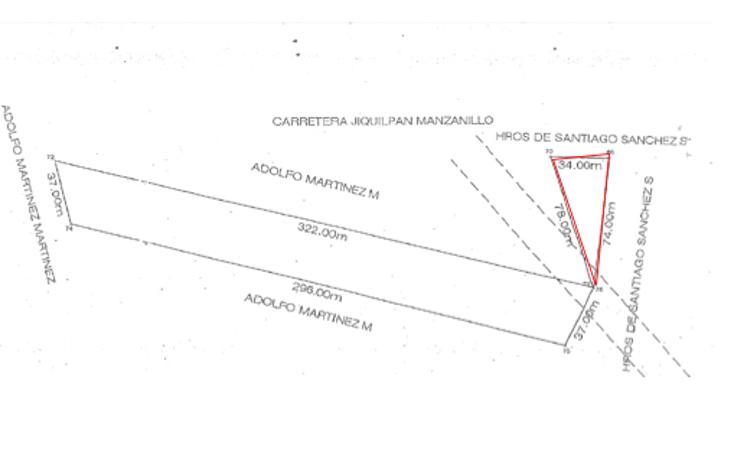 Foto de terreno habitacional en venta en  , mazamitla, mazamitla, jalisco, 1507257 No. 01