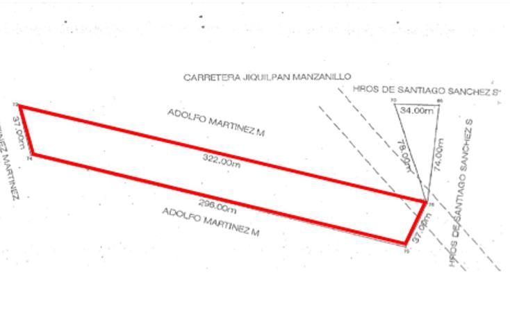 Foto de terreno habitacional en venta en, mazamitla, mazamitla, jalisco, 1507265 no 01