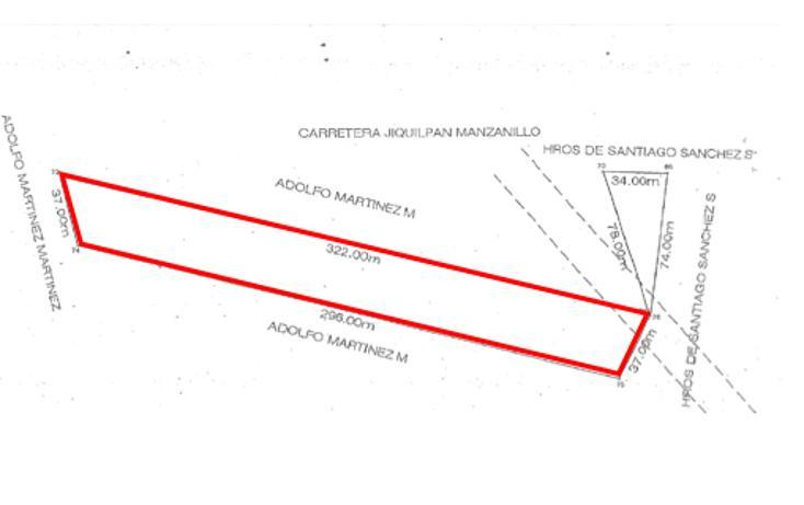 Foto de terreno habitacional en venta en  , mazamitla, mazamitla, jalisco, 1507265 No. 01