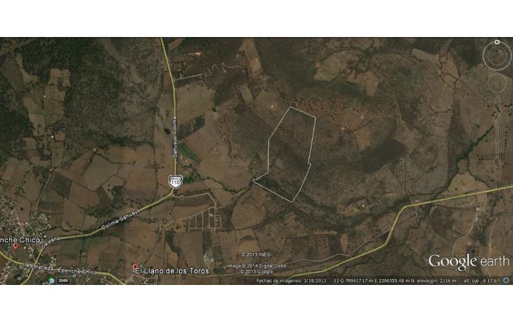 Foto de terreno comercial en venta en  , mazamitla, mazamitla, jalisco, 1507287 No. 01