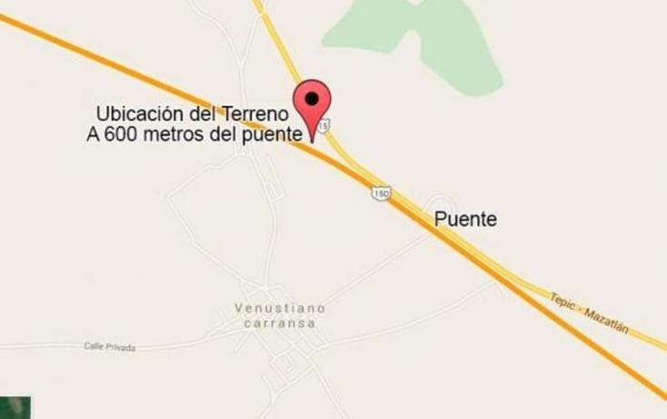 Foto de terreno comercial en venta en  , mazatlán (gral. rafael buelna), mazatlán, sinaloa, 1125443 No. 02