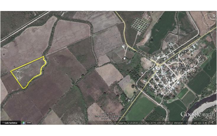 Foto de terreno comercial en venta en  , mazatlán (gral. rafael buelna), mazatlán, sinaloa, 1382173 No. 02