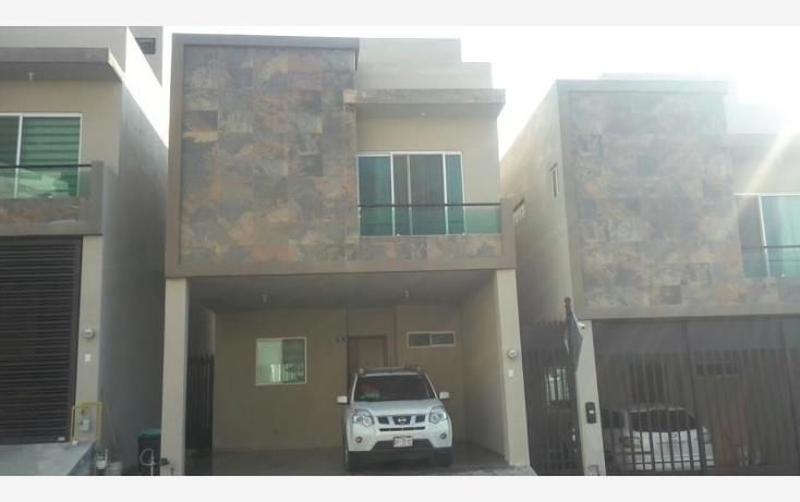 Foto de casa en venta en mc allen 407, puerta del norte fraccionamiento residencial, general escobedo, nuevo león, 0 No. 01
