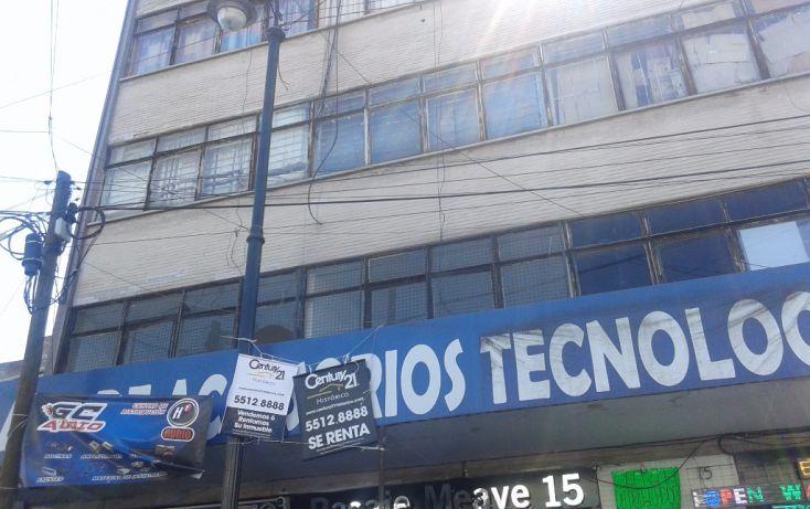 Foto de local en renta en meave, centro área 8, cuauhtémoc, df, 1909639 no 01