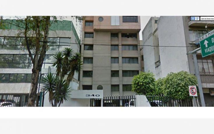Foto de departamento en venta en medellín 1, roma norte, cuauhtémoc, df, 1395221 no 01