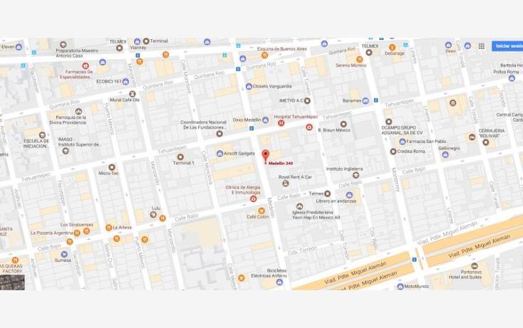 Foto de departamento en venta en medellin 340, roma sur, cuauhtémoc, distrito federal, 0 No. 05