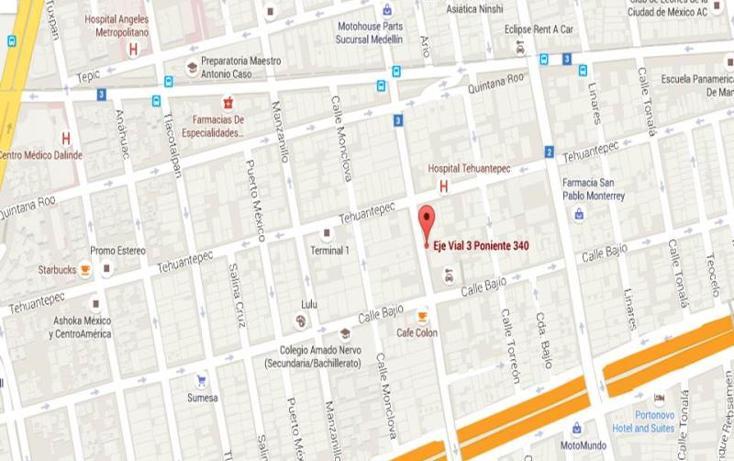Foto de departamento en venta en medellin 340, roma sur, cuauhtémoc, distrito federal, 2850564 No. 02