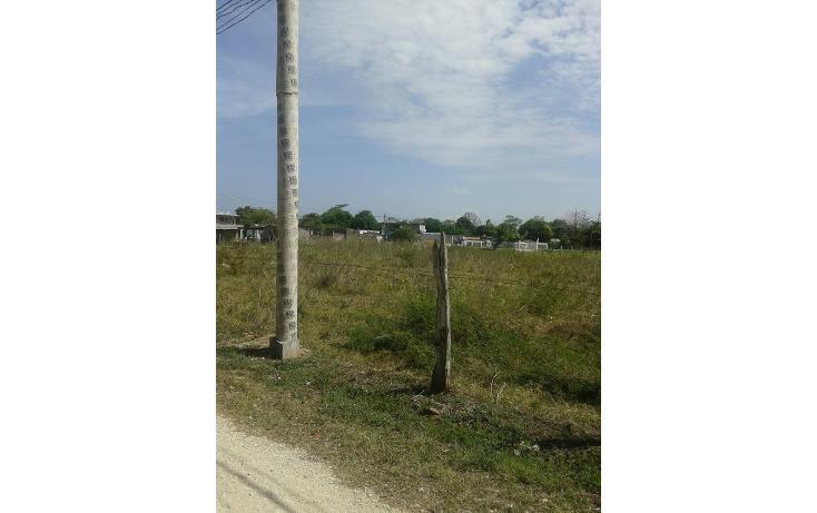 Foto de terreno habitacional en venta en  , medellin y pigua 1a secc, centro, tabasco, 2012187 No. 09