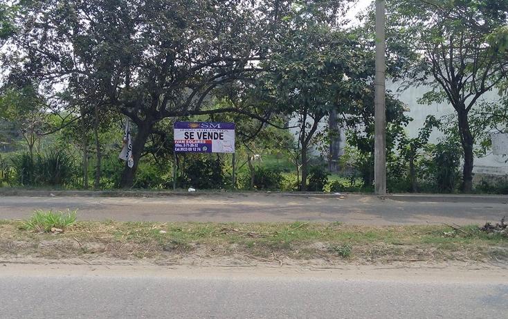 Foto de terreno comercial en venta en  , medellin y pigua 3a secc, centro, tabasco, 2632219 No. 02