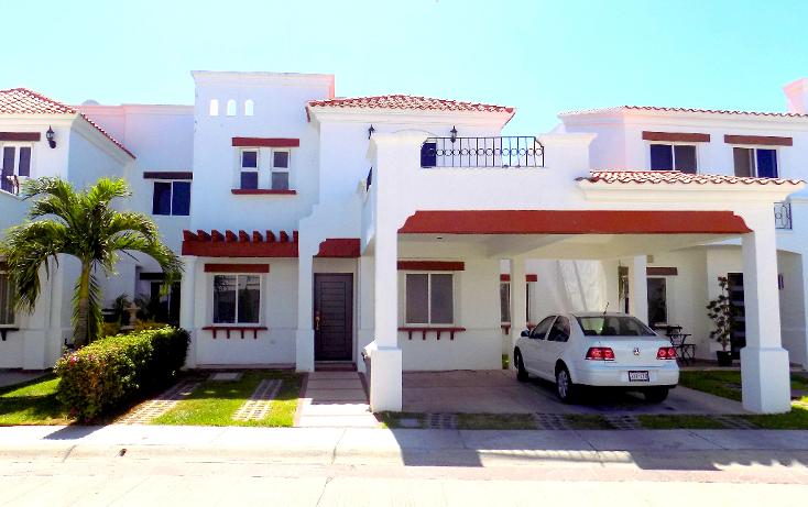 Foto de casa en venta en  , mediterráneo club residencial, mazatlán, sinaloa, 1833960 No. 01