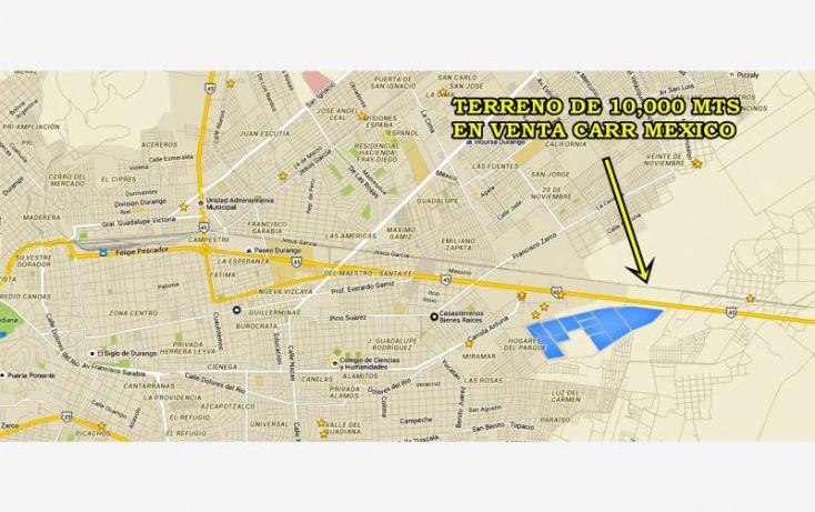 Foto de terreno comercial en venta en meico, ciudad industrial, durango, durango, 973535 no 09