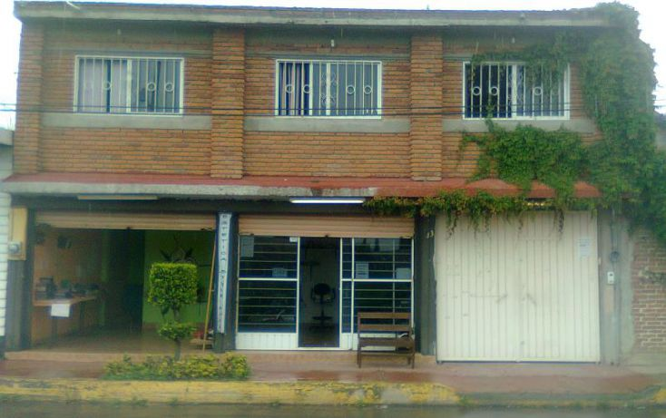 Foto de casa en venta en melchor ocampo 13, los álamos, chalco, estado de méxico, 1689966 no 01