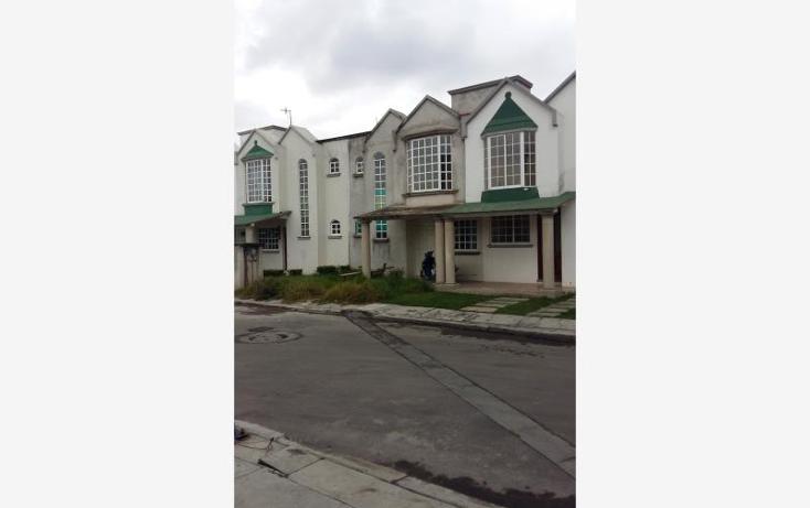 Foto de casa en venta en  148, san gregorio cuautzingo, chalco, méxico, 1995228 No. 01