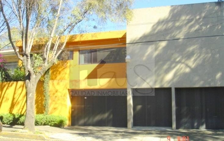 Foto de casa en venta en melchor ocampo , barrio santa catarina, coyoacán, distrito federal, 1407623 No. 01