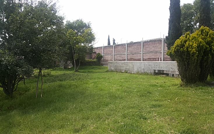 Foto de terreno habitacional en venta en  , melchor ocampo centro, melchor ocampo, m?xico, 1061951 No. 04