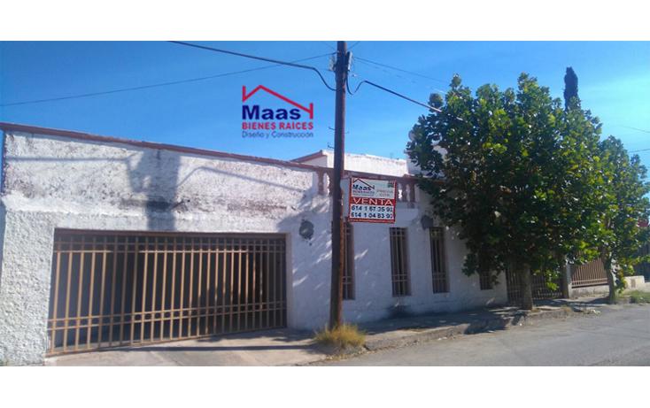 Foto de casa en venta en  , melchor ocampo, chihuahua, chihuahua, 1662142 No. 01