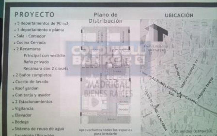 Foto de departamento en venta en melchor ocampo, cuauhtémoc, cuauhtémoc, df, 499626 no 05
