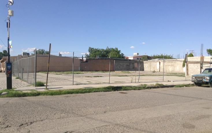 Foto de terreno comercial en venta en  , melchor ocampo, juárez, chihuahua, 1116207 No. 01