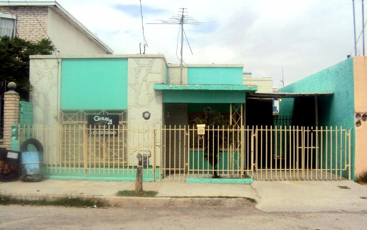 Foto de casa en venta en  , melchor ocampo, ju?rez, chihuahua, 1179529 No. 01