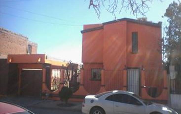 Foto de casa en venta en  , melchor ocampo, ju?rez, chihuahua, 1942213 No. 01