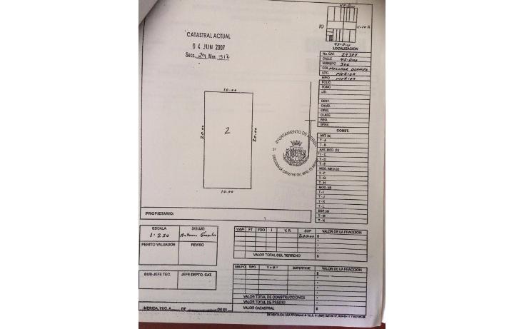Foto de casa en venta en  , melchor ocampo, mérida, yucatán, 942629 No. 02