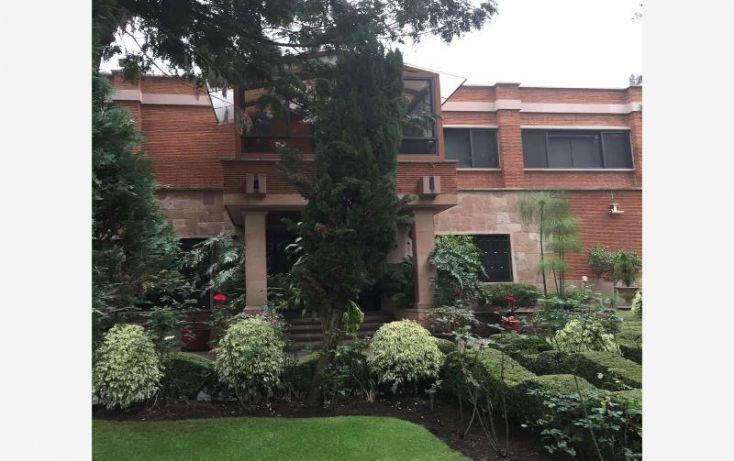Foto de casa en venta en melesio morales inigualable residencia, guadalupe inn, álvaro obregón, df, 1491913 no 01