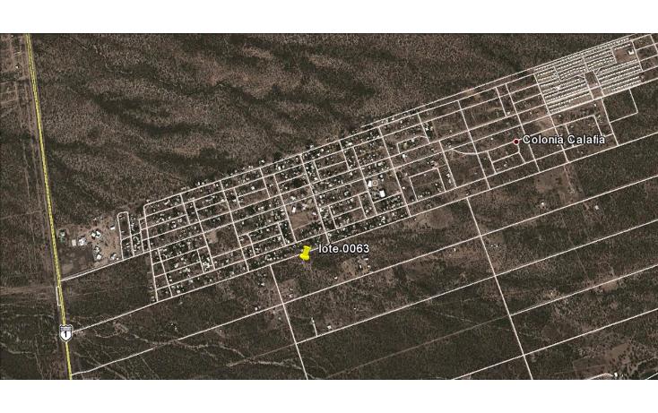 Foto de terreno habitacional en venta en  , melitón albañez, la paz, baja california sur, 1117471 No. 06