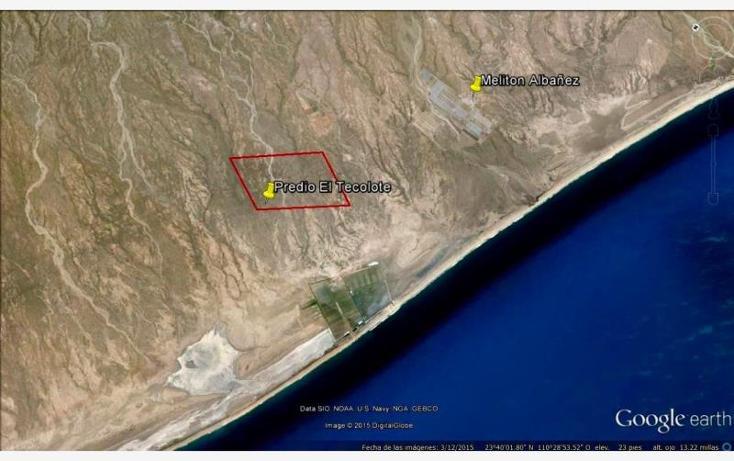 Foto de terreno habitacional en venta en sn , melitón albañez, la paz, baja california sur, 1433701 No. 10