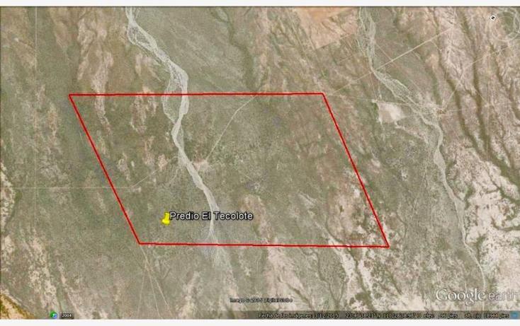 Foto de terreno habitacional en venta en sn , melitón albañez, la paz, baja california sur, 1433701 No. 11