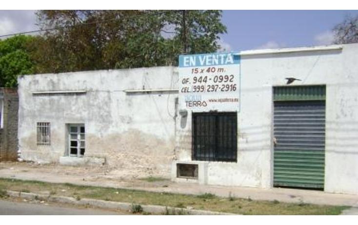 Foto de casa en venta en  , meliton salazar, m?rida, yucat?n, 1097221 No. 01