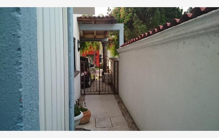 Foto de casa en venta en membrillo 19, huertas el carmen, corregidora, querétaro, 1310475 No. 04