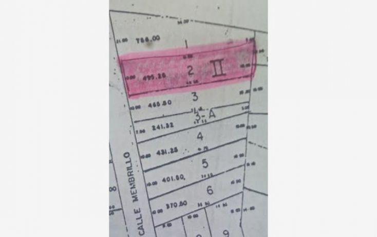 Foto de terreno habitacional en venta en membrillo 2, agua escondida, ixtlahuacán de los membrillos, jalisco, 1906628 no 01