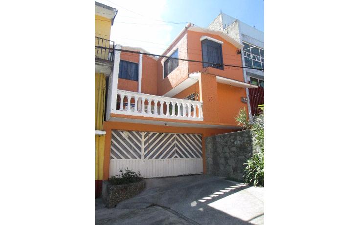 Foto de casa en venta en  , memetla, cuajimalpa de morelos, distrito federal, 1661824 No. 01