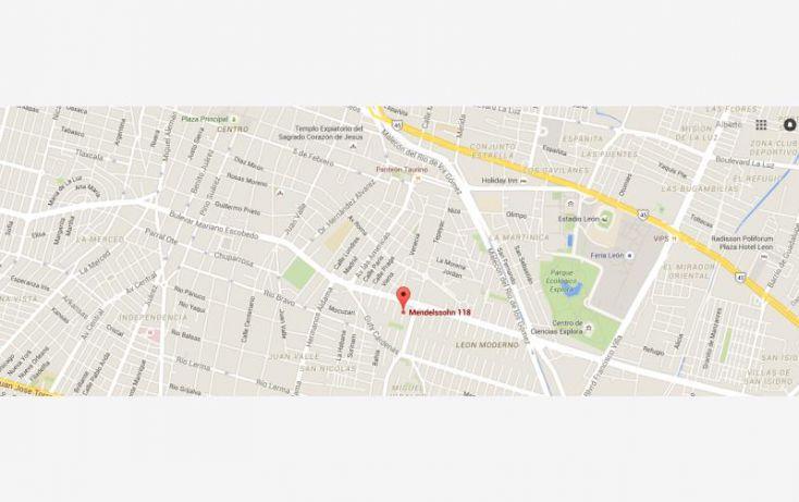 Foto de casa en venta en mendelsshon 118, el paisaje, león, guanajuato, 1641482 no 05