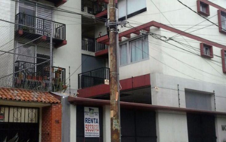 Foto de departamento en renta en, merced gómez, álvaro obregón, df, 1270951 no 01