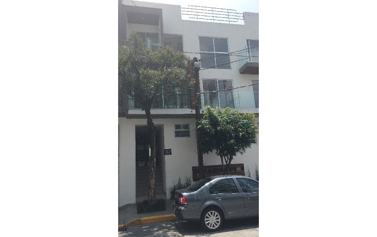 Foto de departamento en venta en  , merced gómez, benito juárez, distrito federal, 1286311 No. 01