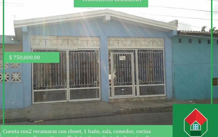 Foto de casa en venta en  , mercedes barrera, mérida, yucatán, 1759302 No. 01