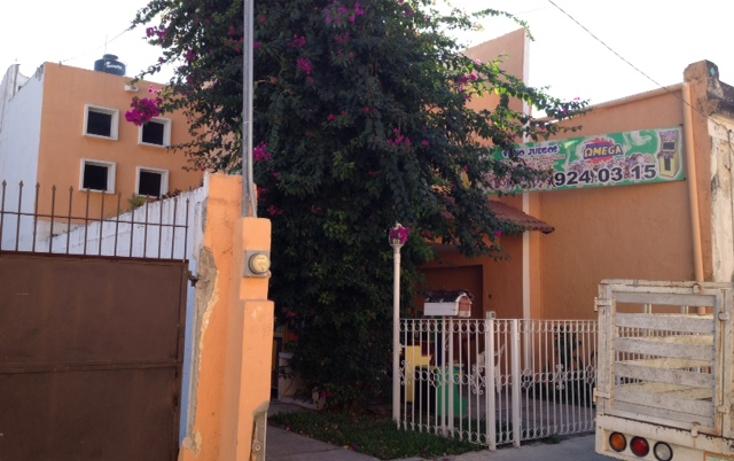 Foto de casa en venta en  , merida centro, mérida, yucatán, 1062949 No. 01