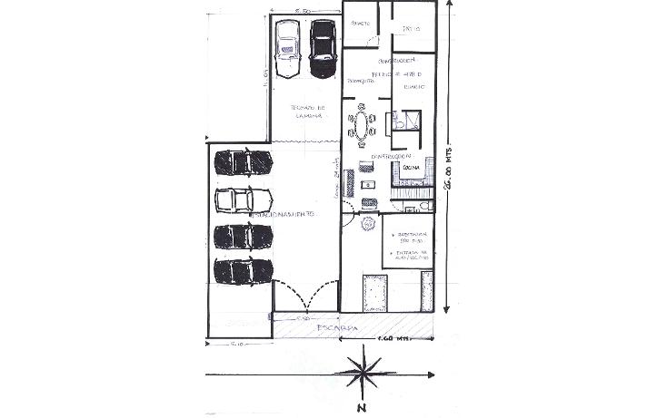 Foto de casa en venta en  , merida centro, mérida, yucatán, 1062949 No. 02