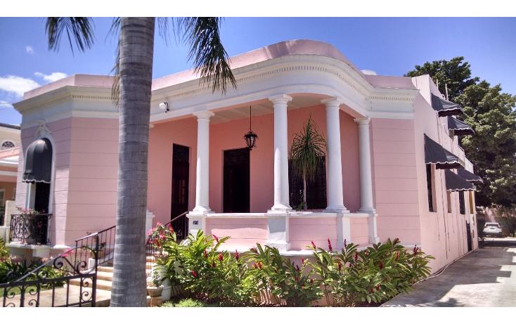 Foto de casa en venta en  , merida centro, mérida, yucatán, 1071235 No. 01