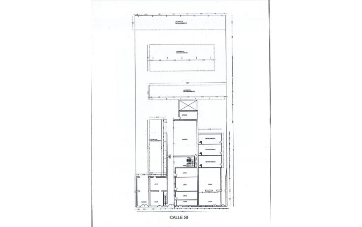Foto de edificio en venta en  , merida centro, mérida, yucatán, 1075211 No. 16