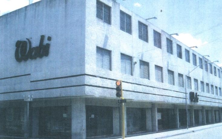 Foto de edificio en renta en  , merida centro, m?rida, yucat?n, 1085097 No. 01