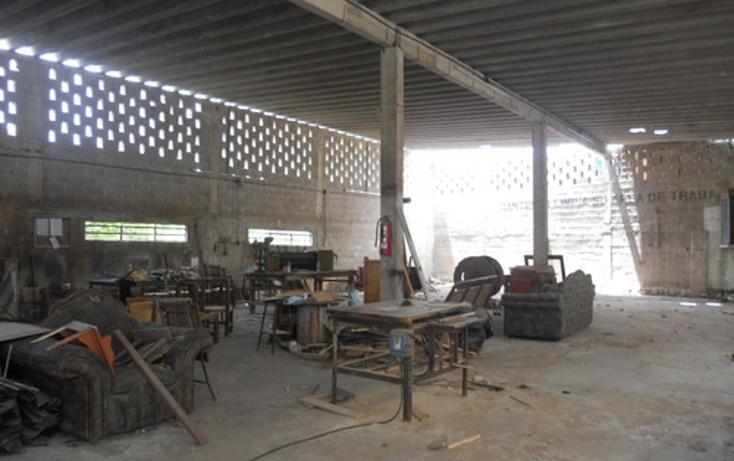 Foto de nave industrial en renta en  , merida centro, mérida, yucatán, 1085497 No. 10