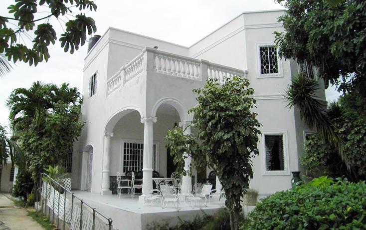 Foto de casa en venta en  , merida centro, m?rida, yucat?n, 1091685 No. 01