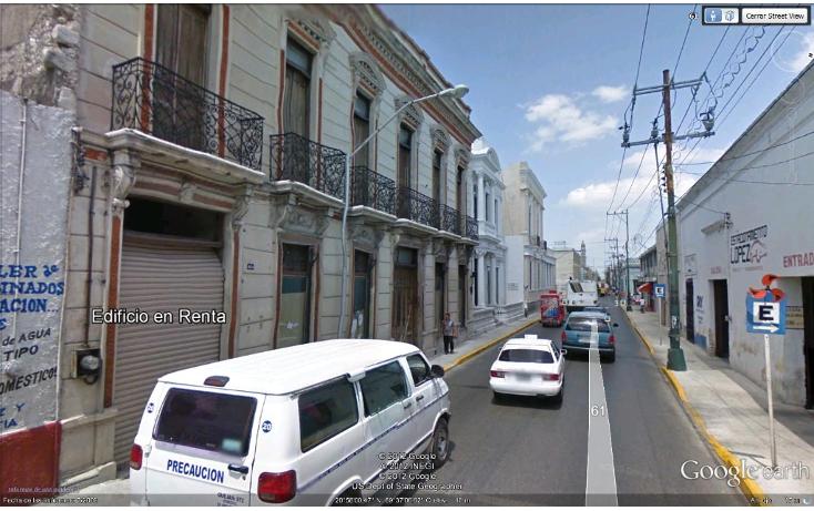 Foto de edificio en renta en  , merida centro, mérida, yucatán, 1096205 No. 03
