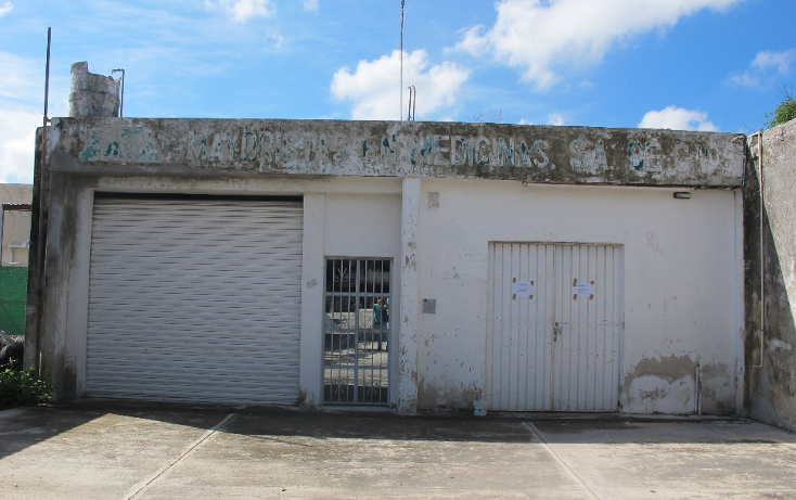Foto de nave industrial en renta en  , merida centro, m?rida, yucat?n, 1096207 No. 01
