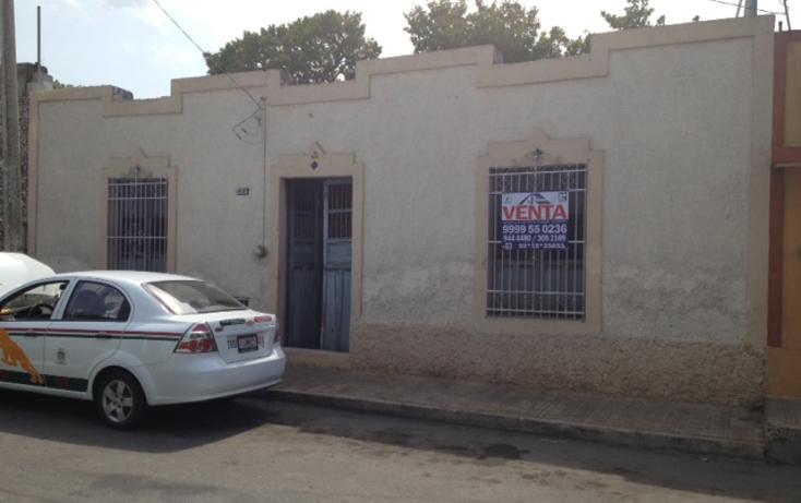 Foto de casa en venta en  , merida centro, mérida, yucatán, 1102063 No. 01