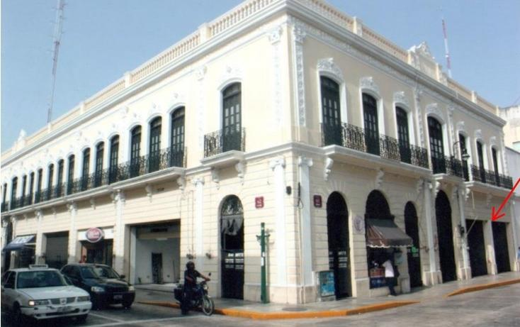 Foto de edificio en renta en  , merida centro, mérida, yucatán, 1118371 No. 01