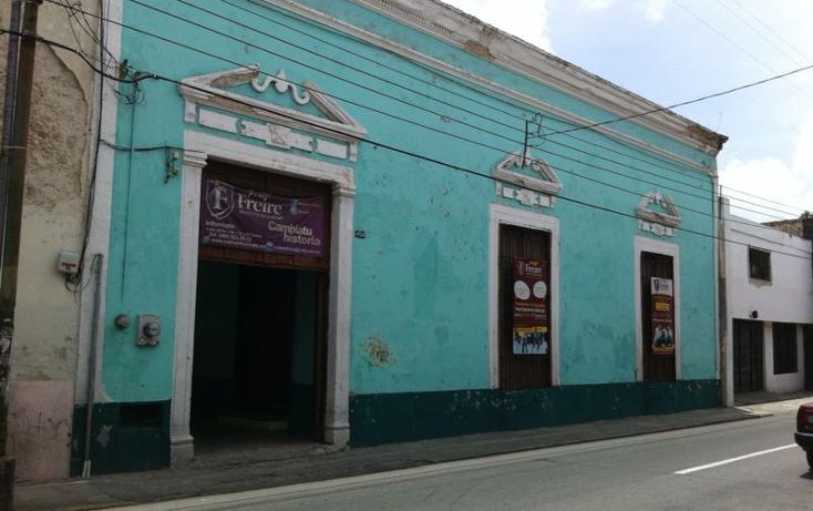 Foto de edificio en venta en  , merida centro, mérida, yucatán, 1118677 No. 01