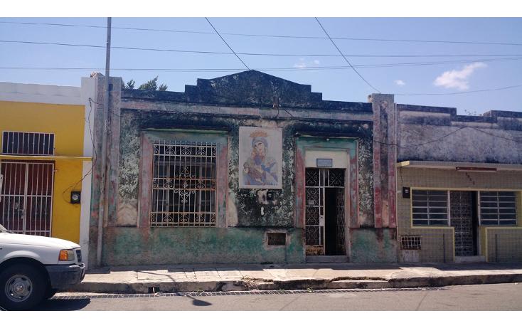Foto de casa en venta en  , merida centro, m?rida, yucat?n, 1122299 No. 01